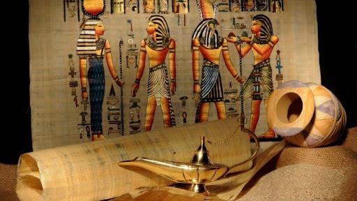 Что такое папирус и как выглядит