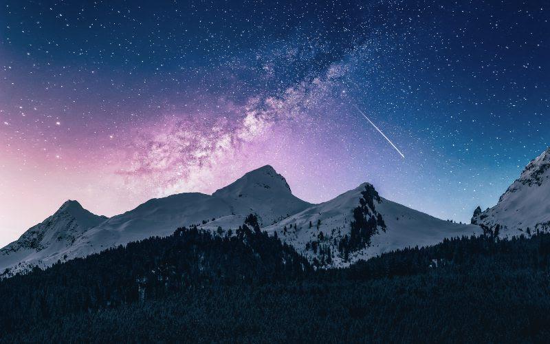 Падают ли звезды