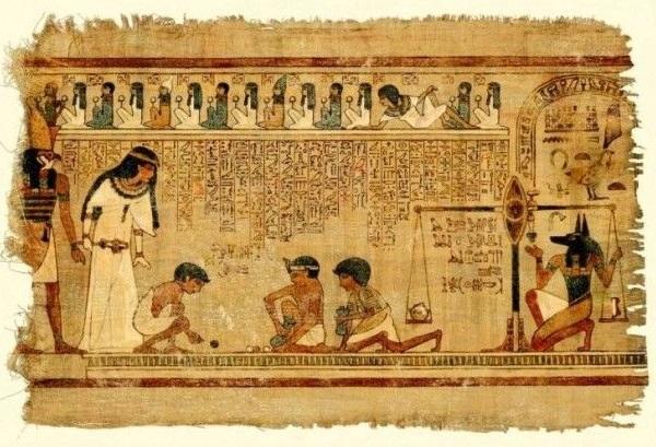 Папирус в Древнем Египте