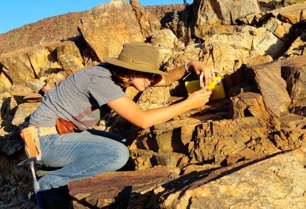 Современный геолог