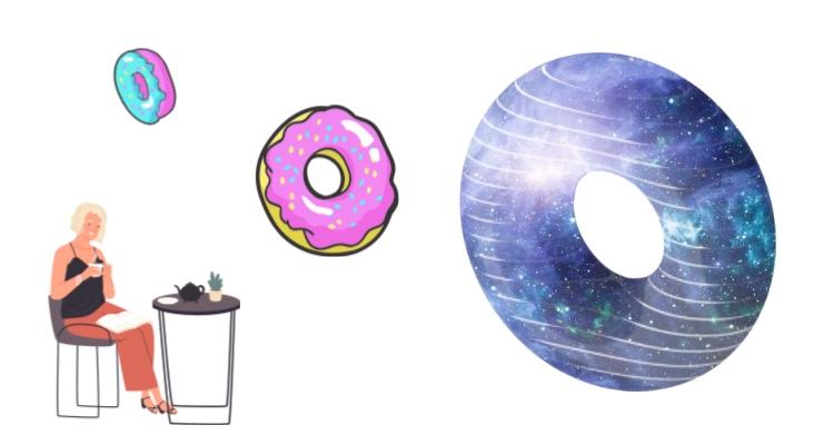 Форма Вселенной - тор