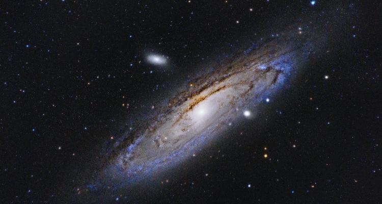 Как найти Млечный путь