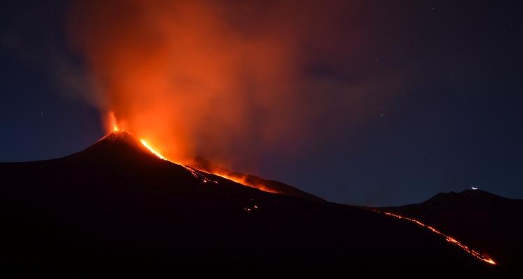 Какие бывают вулканы