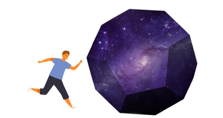 Форма Вселенной - многогранник