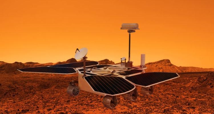 Марсоход «Тяньвень-1»