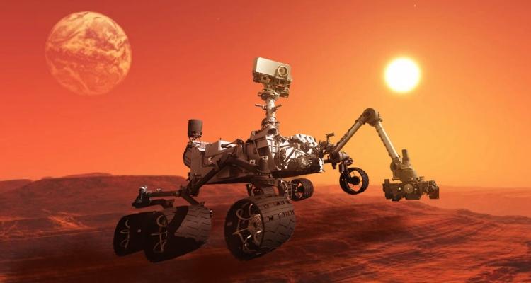 Марсоход «Викинг-1»