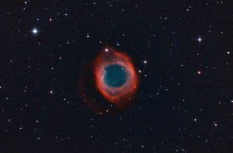 Туманность Улитка или Туманность Глаз Бога