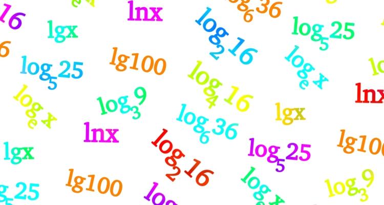 Логарифм и свойства логарифмов