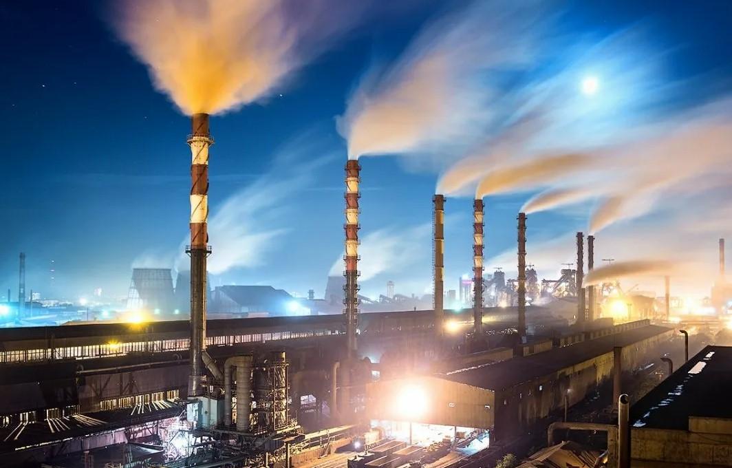Развитая промышленность - основа индустриального общества