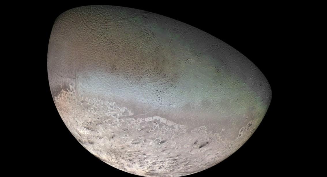 Тритон - спутник Нептуна