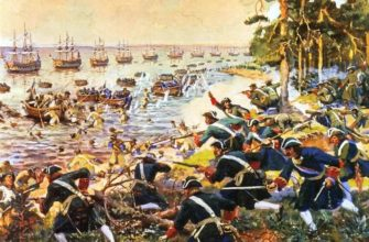Внешняя политика Петра Первого и Северная война